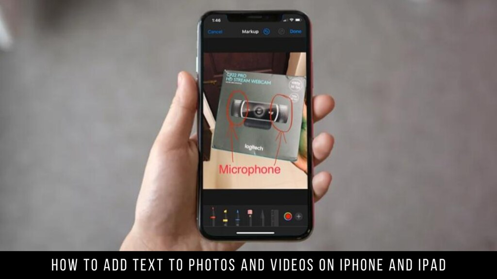 How to Add Text to Photos and Videos on iPhone and iPad