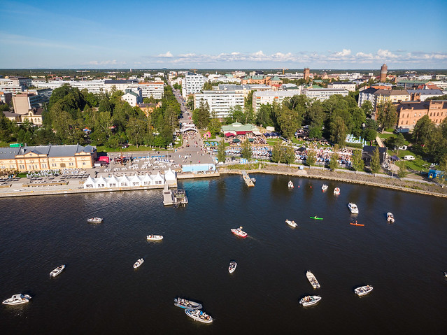 Vaasa Festival starts