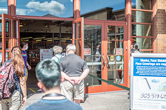 Powell's Books Reopens