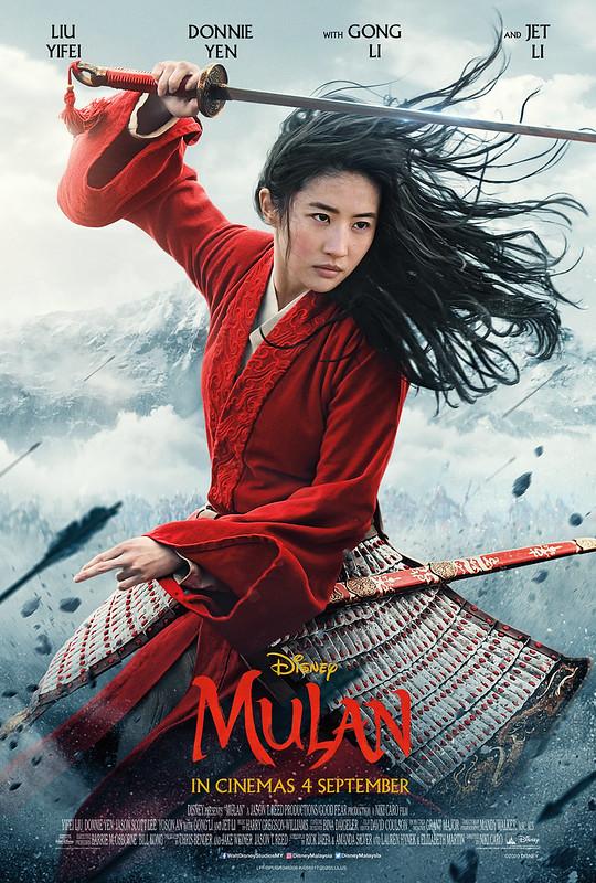 Filem Mulan 2020
