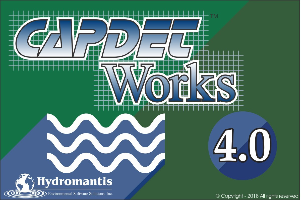 Hydromantis CapdetWorks 4.0 x86 x64 full