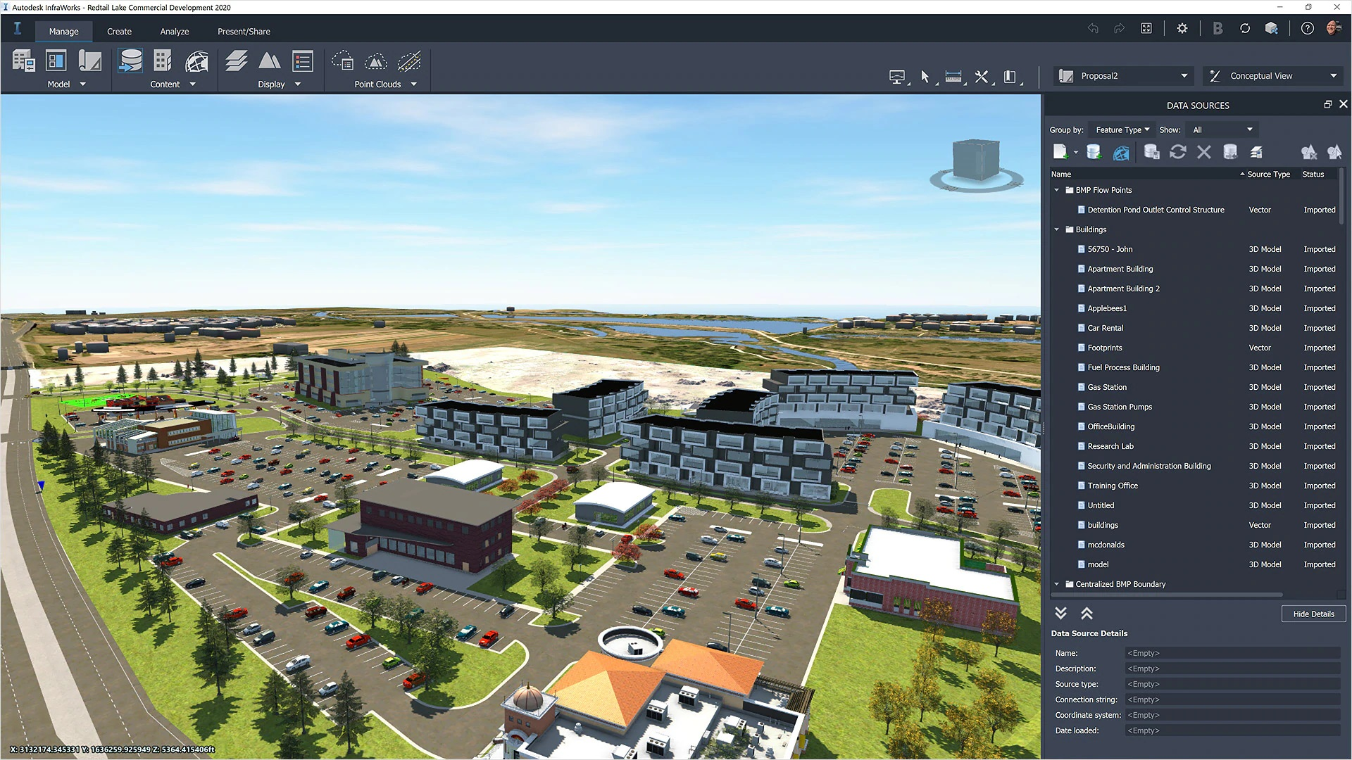 Working with Autodesk InfraWorks 2020.2 full license