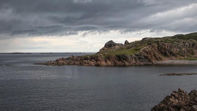 near Twillingate Newfoundland