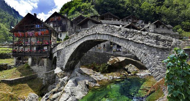 il ponte dei tremendi