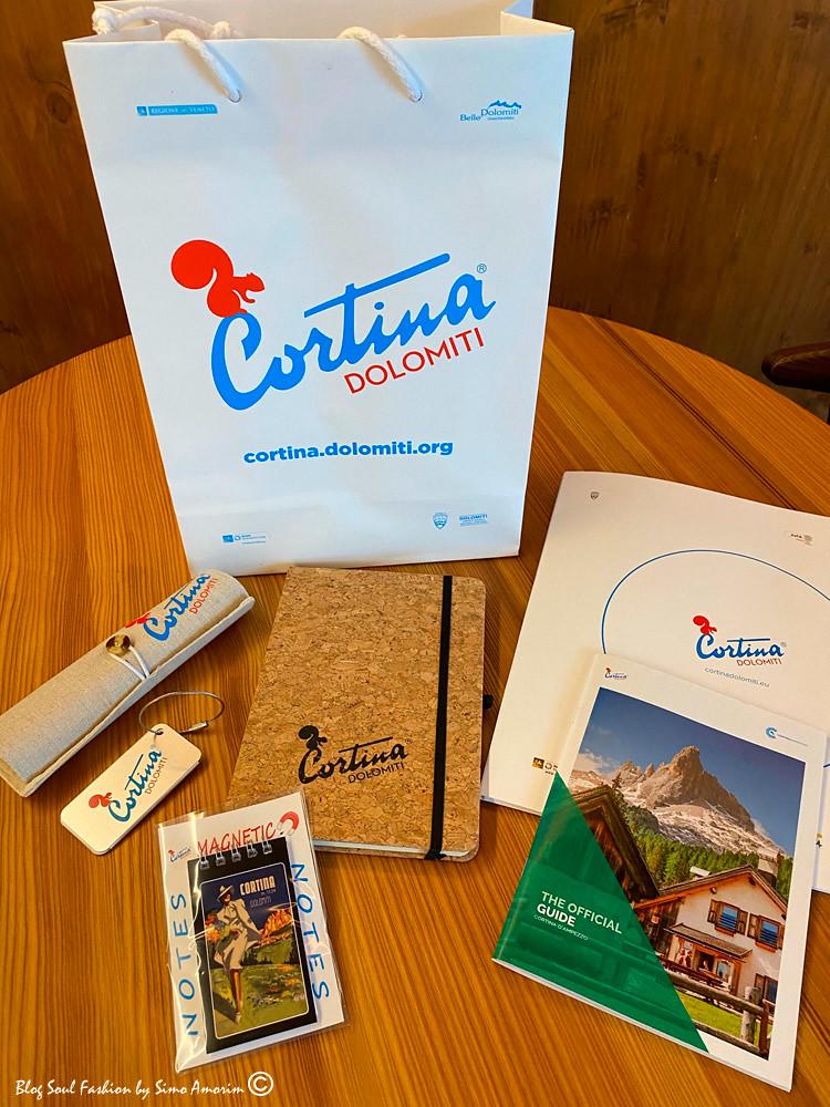 Em especial, quero agradecer a toda equipe do Ufficio di Turismo di Cortina, por toda organização, carinho e atenção nos mínimos detalhes que tiveram conosco de forma que o nosso final de semana tenha sido incrível. Grazie mille ragazzi. Alla prossima