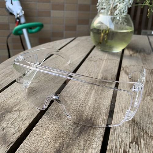 マキタ Makita 10.8V MUR100DSH(樹脂刃)付属の防護グラス