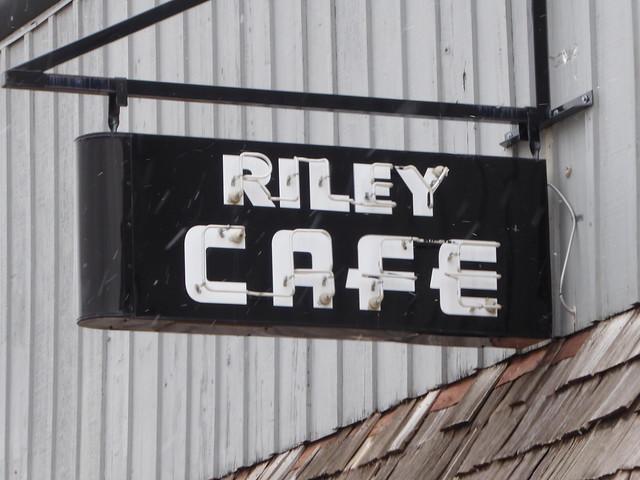 Riley, KS Riley Cafe