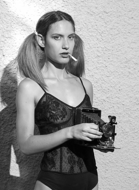 Model Clarissa Piras