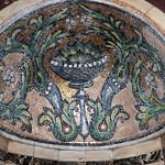 Damascus Madrasa al-Zahiriye 1277 & Mausoleum of Baybars I 1260-77 Mamluk Mausoleum of Baybars I Mihrab Conch