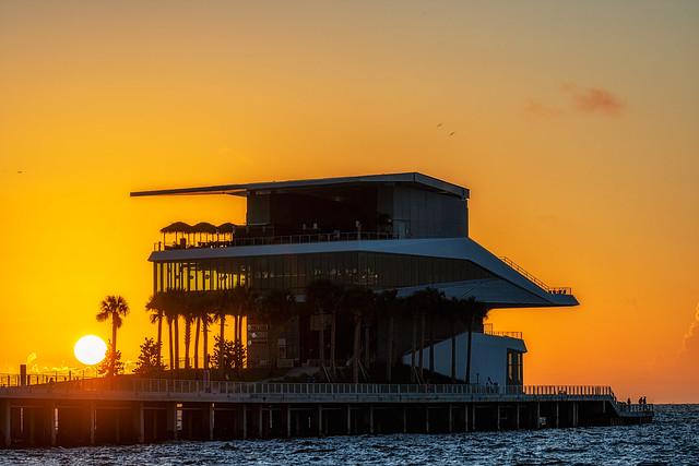 St Pete Pier Sunrise 5