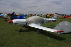 OE-CCM Neico Lancair 390 [768] Sywell 300819