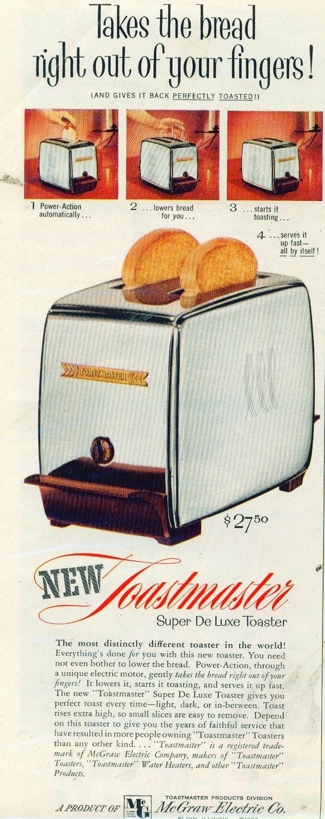 Toastmaster 1953