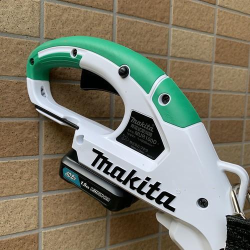 マキタ Makita 10.8V MUR100DSH(樹脂刃)