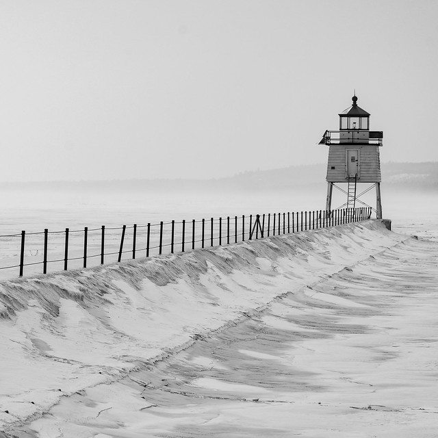 Light at Two Harbors