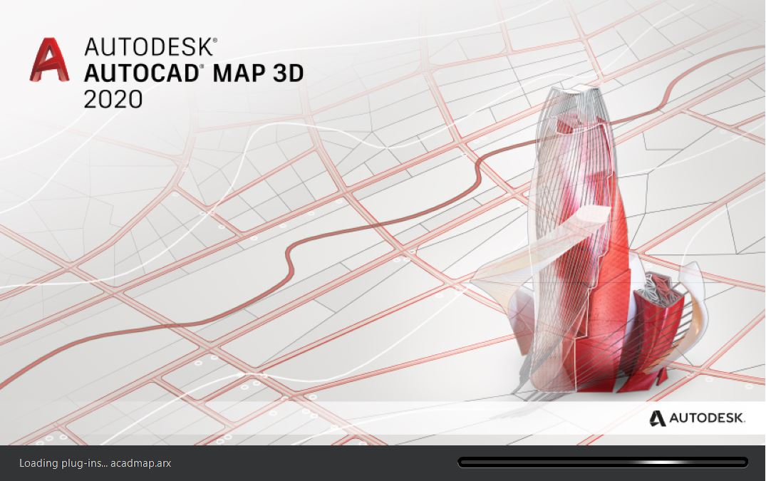 Autodesk AutoCAD Map 3D 2020 x64 full