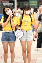 【PHOTO】2020.08.08 AKB48 Team TP「TTP GO《贏了就跑》小型猜拳活動 快閃活動」@西門町六號出口