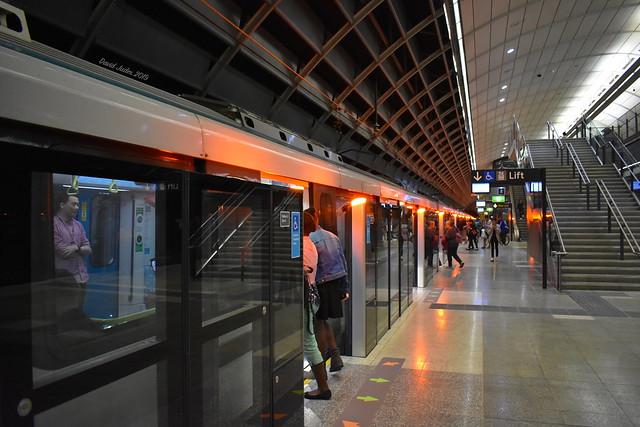 Sydney Metro Opening Day - Macquarie University