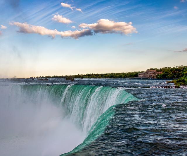 Horseshoe Falls / Niagarawatervallen