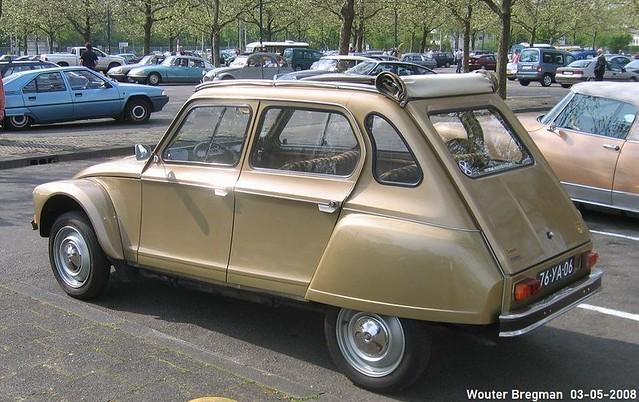 Citroën Dyane 1977