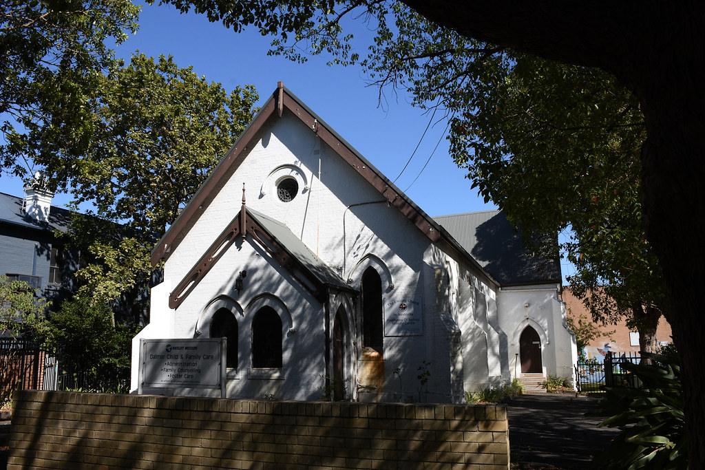 Uniting Church, Lewisham, Sydney, NSW.