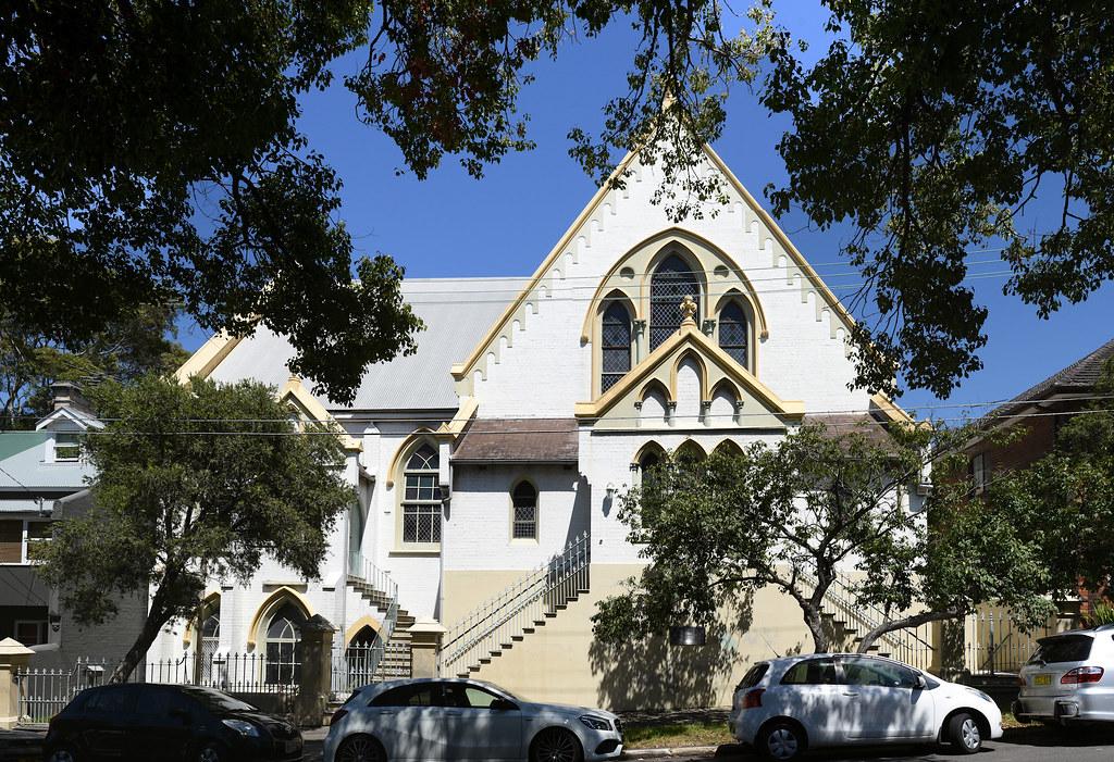 SDA Church, Enmore, Sydney, NSW.