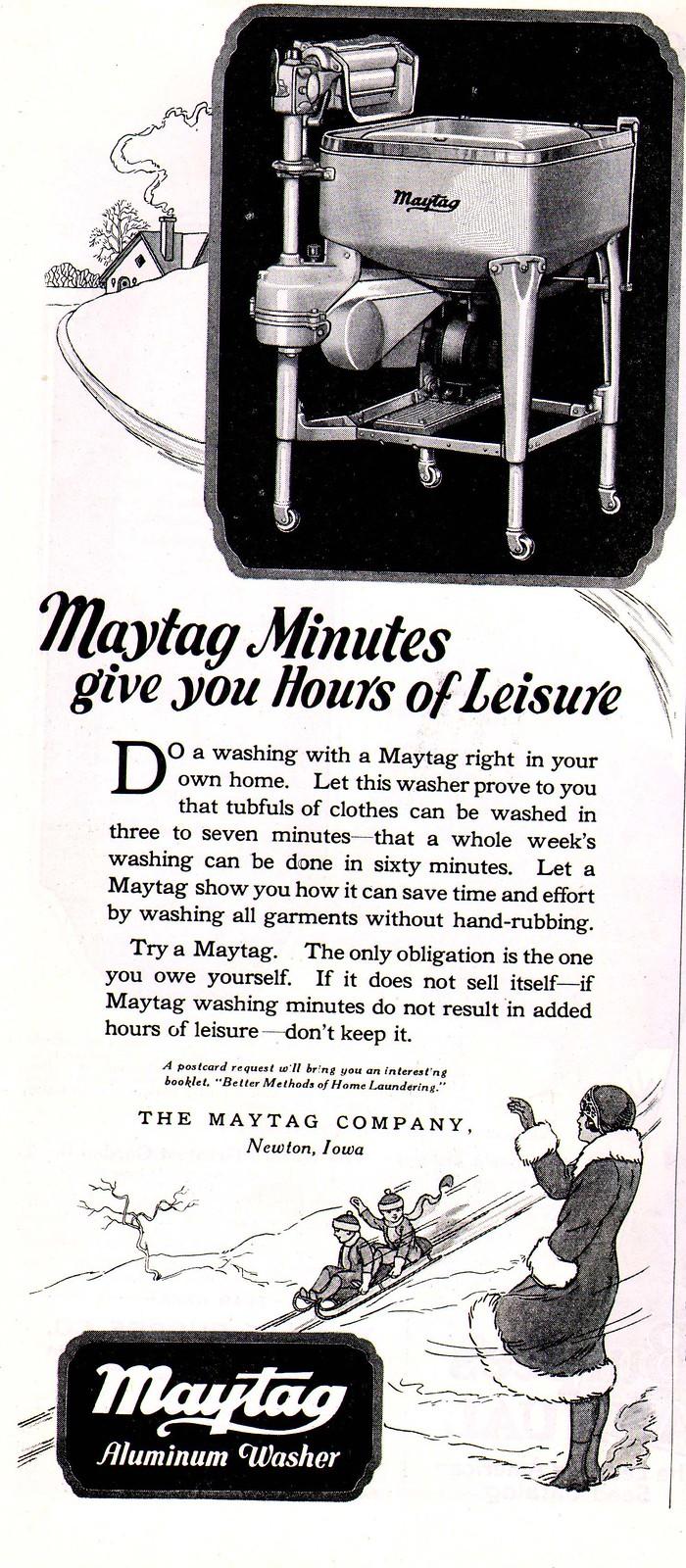 Maytag 1927