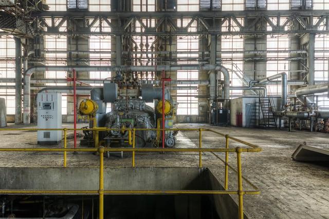 Enlighed turbine