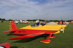 HB-YLL Vans RV-6 [25685] Sywell 300819