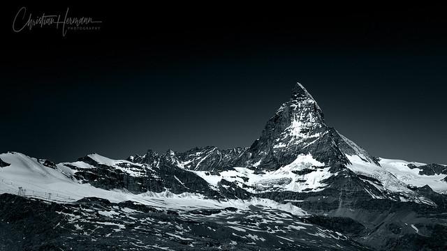 Matterhorn, Wallis, Switzerland