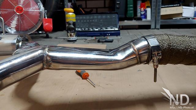 Mini Cooper S R53 JCW Gravity Performance eBay Exhaust