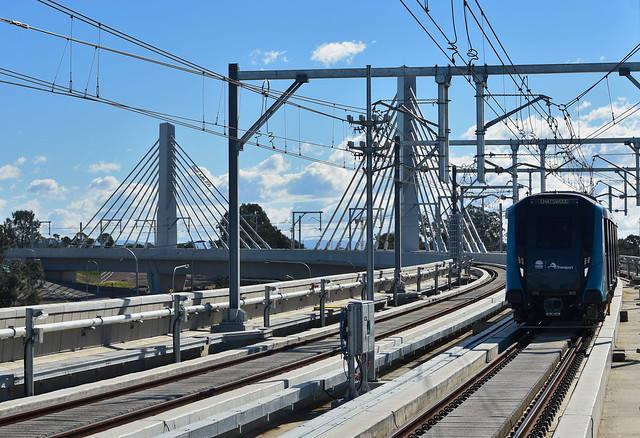 Sydney Metro Opening Day - Rouse Hill