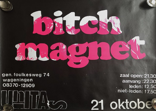 Bitch Magnet (1989)