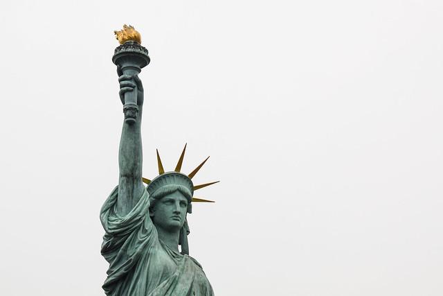 自由の女神像 - Liberty Statue Replica