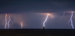 Lightning Panorana