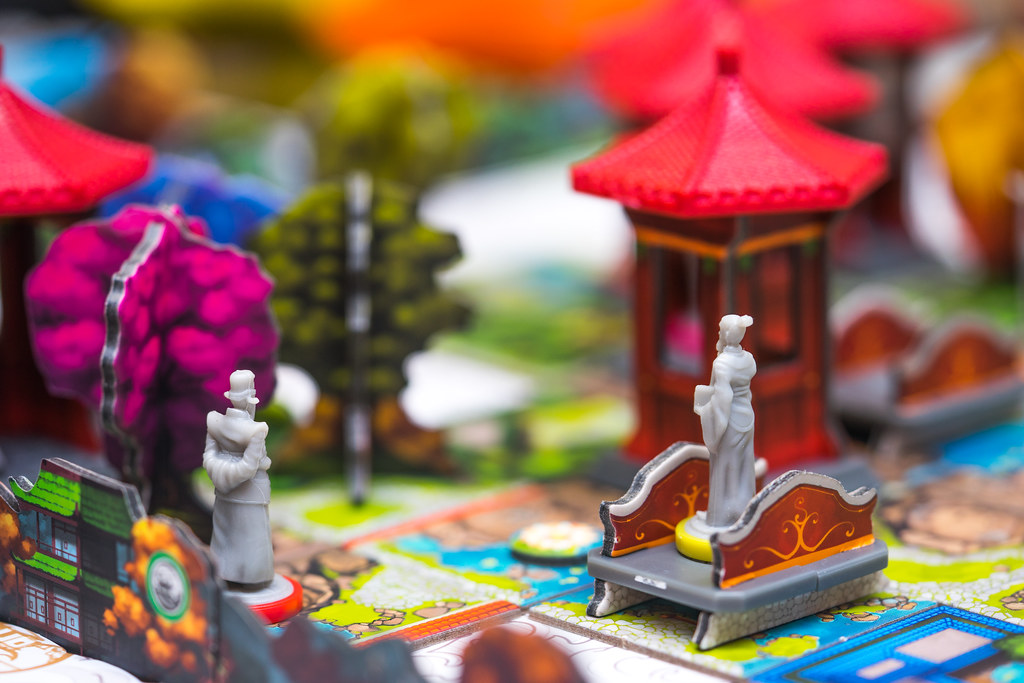 tang garden boardgame juego