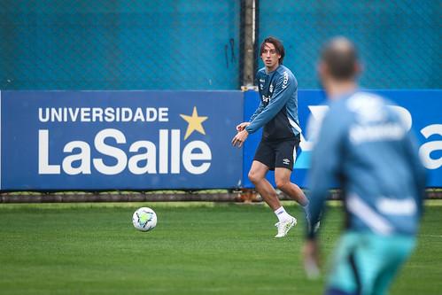 Treino Grêmio 08/08/2020