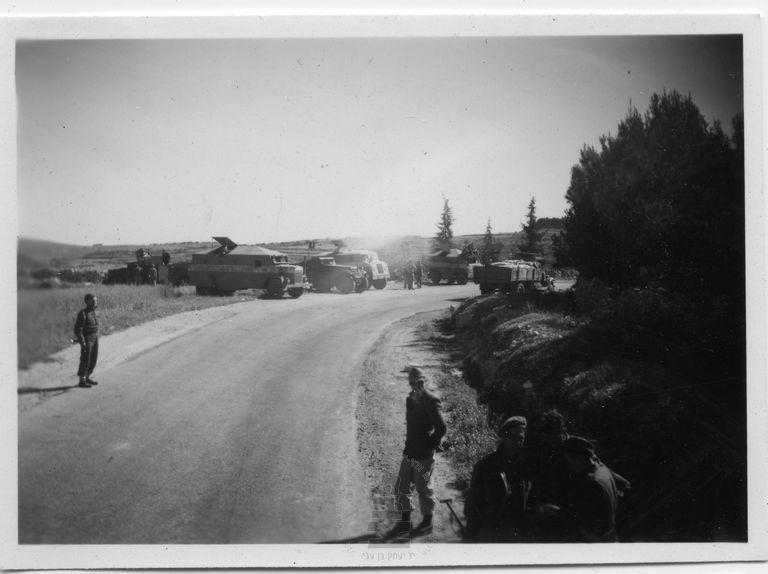 Neve-Ilan-junction-194804-ybz-1-david-laslo-bela-szekely-album