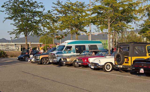 Das Treffen der Badischen US Car IG