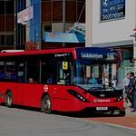Stagecoach London - 36612 - YX16OKP