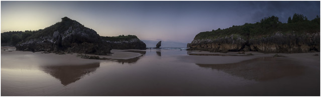 pano playa el Picon