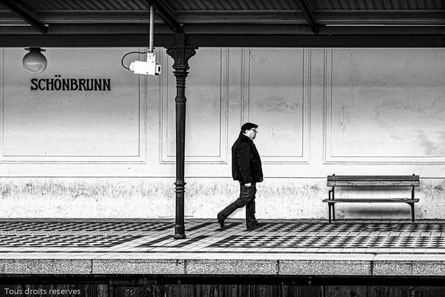 Station de Schönbrunn