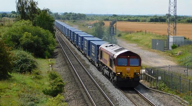 66031 - Wichnor Junction, Staffordshire