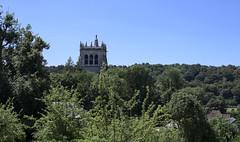 Bec flèche du tour Saint-Nicolas