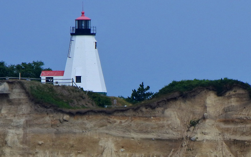 Plymouth Light Gurnet Point