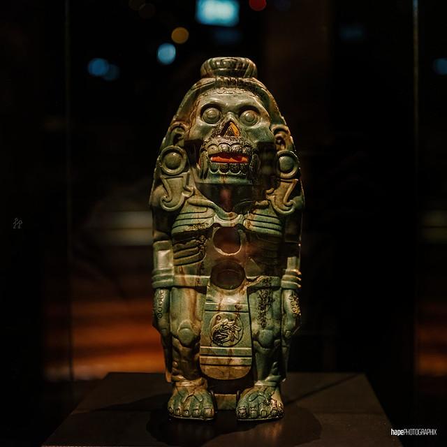Xolotl or Quetzalcoatl?