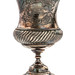 00545(1)- 1914, Trophy, Silver Cup, 2nd Prize Gallery Practice, won by Sergeant N Jeffery, front