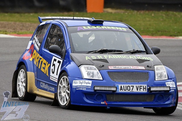 Darren Scott/Ade Summers, Pirtek Medway Racing Citroen C2 S1600 1600 cc Class B, 2019 MGJ Engineering Brands Hatch Winter Stages, Brands Hatch, 19th January