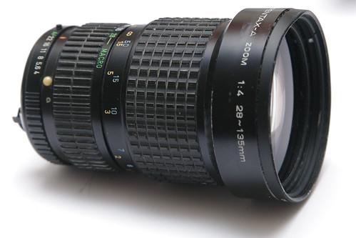 Pentax 28-135 f/4