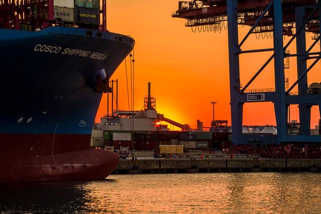 Hafen Hamburg   MABA4315