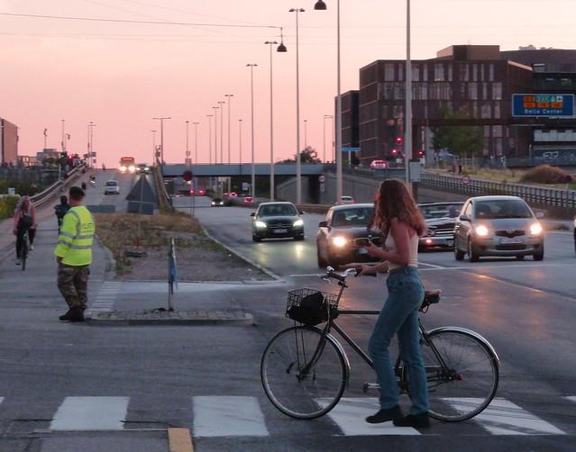 The sun has set on a perfect Copenhagen summer day